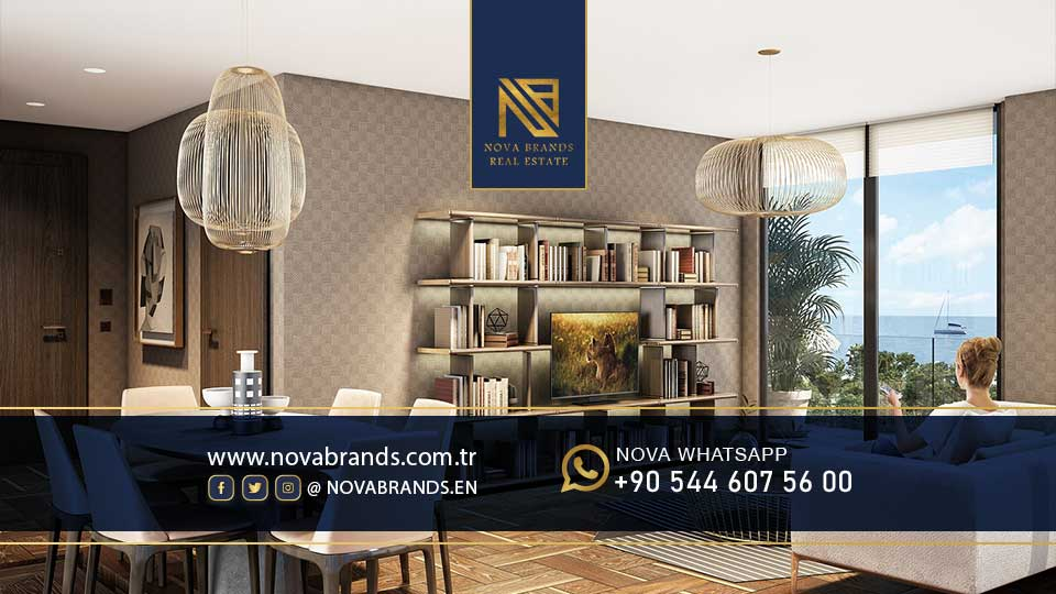 Apartments for sale in Fatih area Istanbul