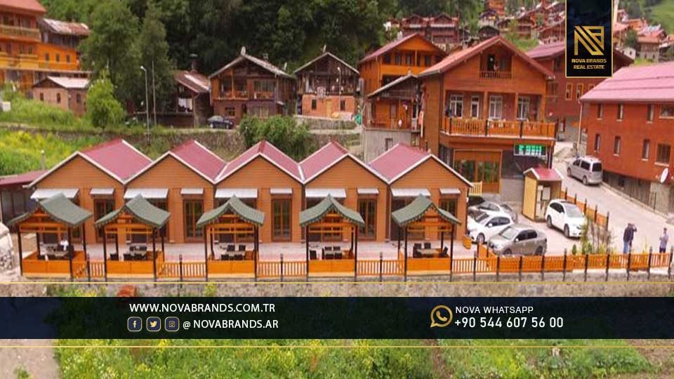 Cheap Country Houses for sale in Turkey