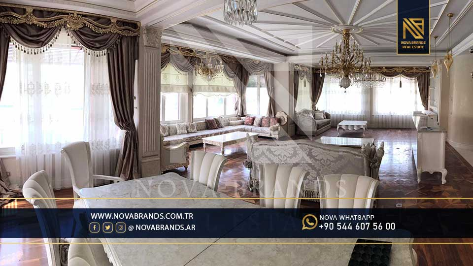 Villas for sale in Asian Istanbul
