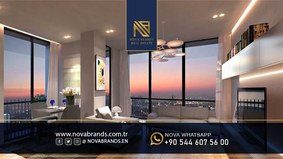 Apartments for sale in Istanbul at cheap prices