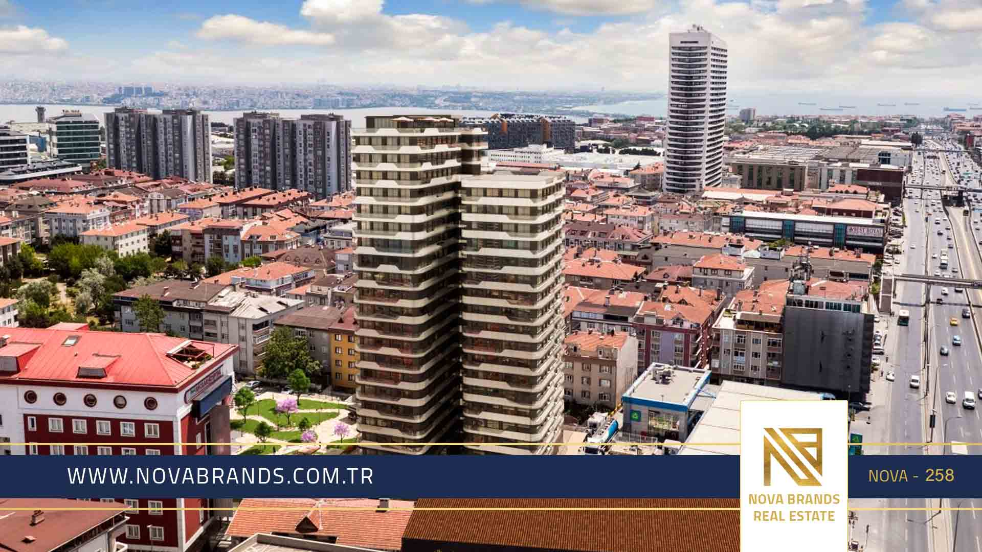 Real estate project Avcilar Istanbul