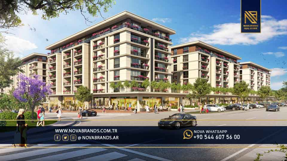 An investment complex of the finest complexes of Esenyurt