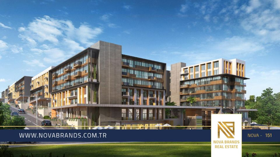 A distinguished residential and investment project in Esenyurt