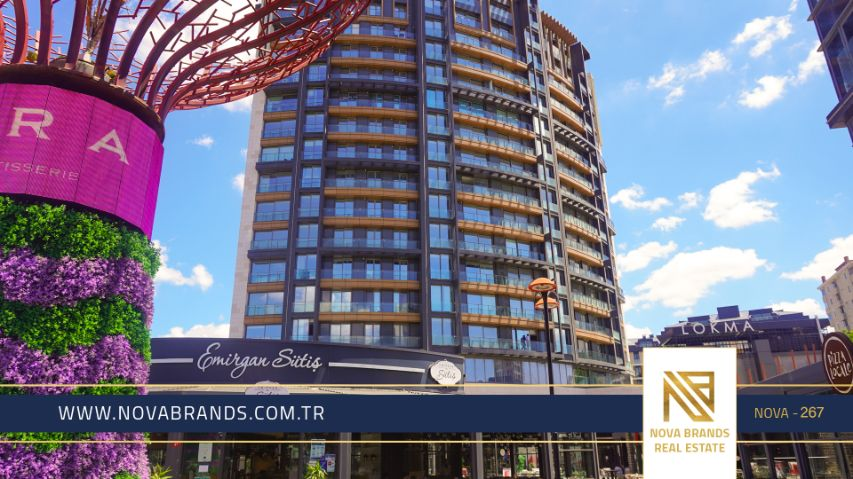 Distinguished investment project in Kadikoy