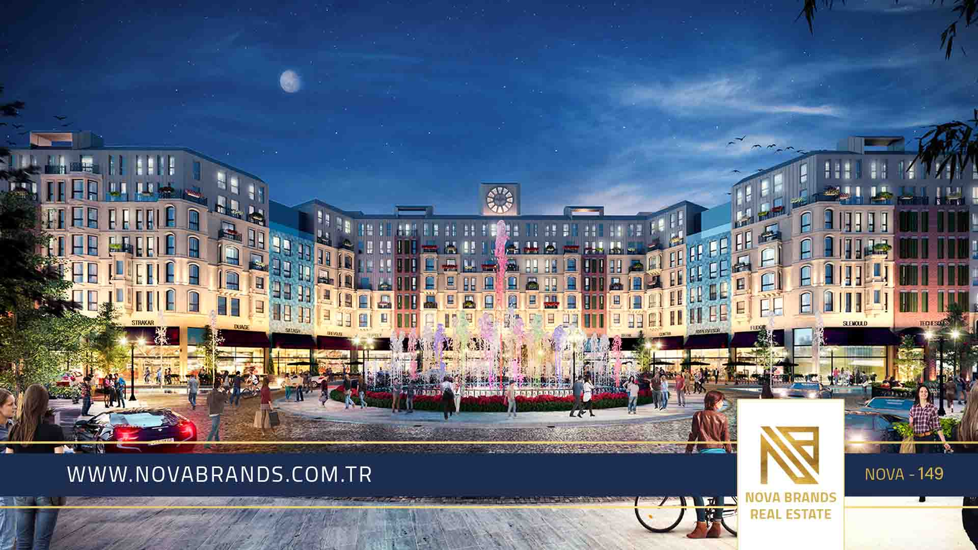 Real estate investment project in Esenyurt Istanbul