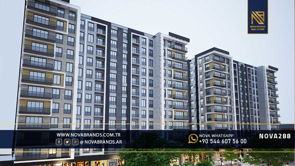 A distinguished investment project in Esenyurt