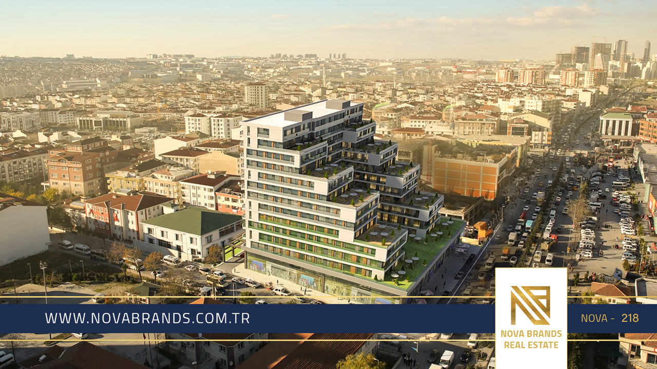 Esenyurt distinguished and investment project