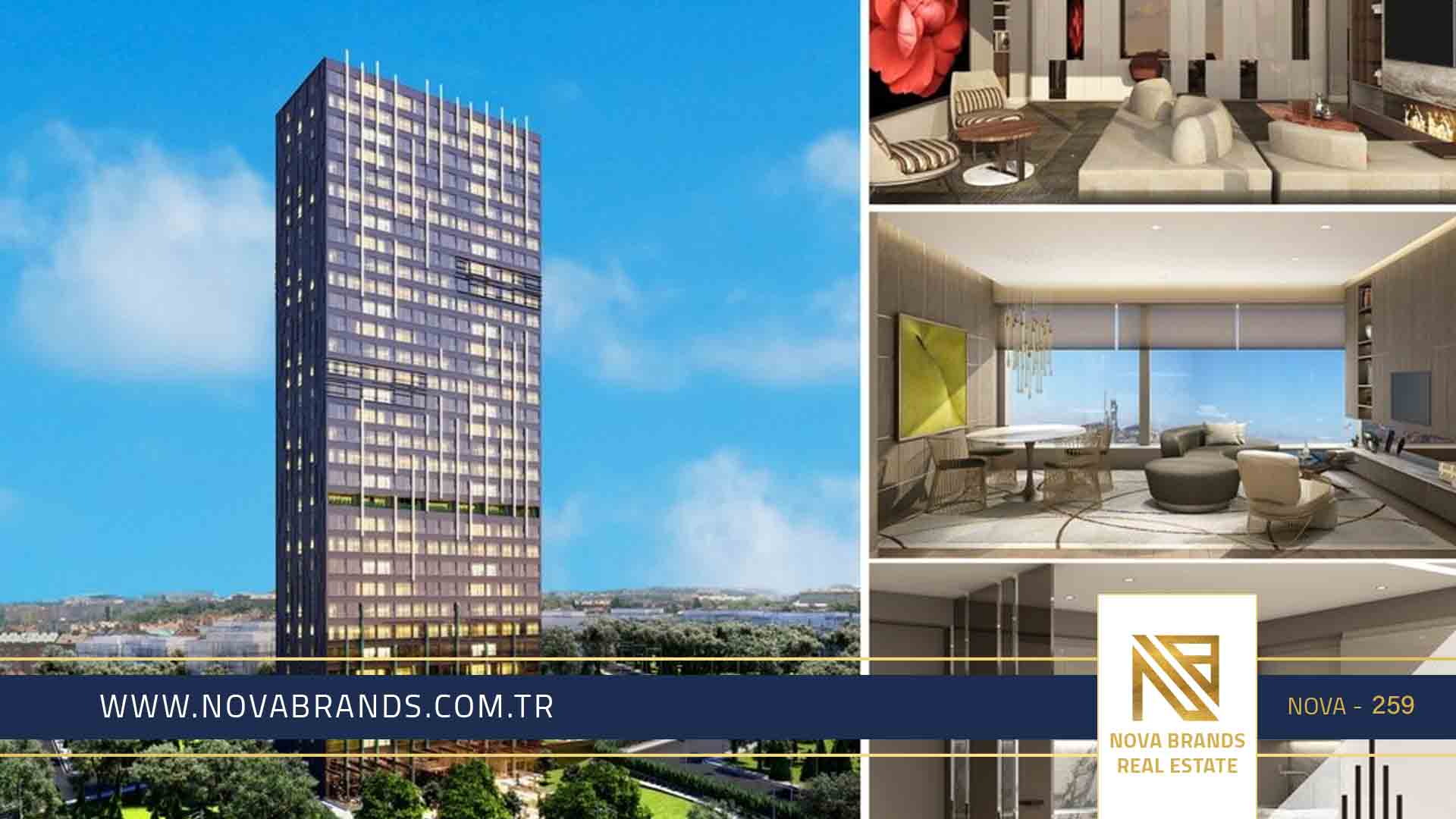 Kadikoy Tower investment project