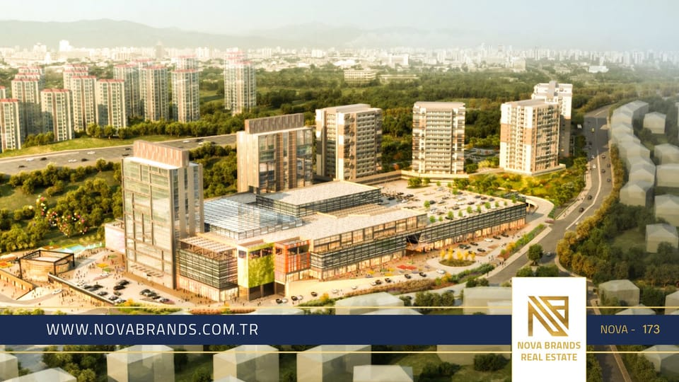 A sophisticated investment project in the center of Istanbul