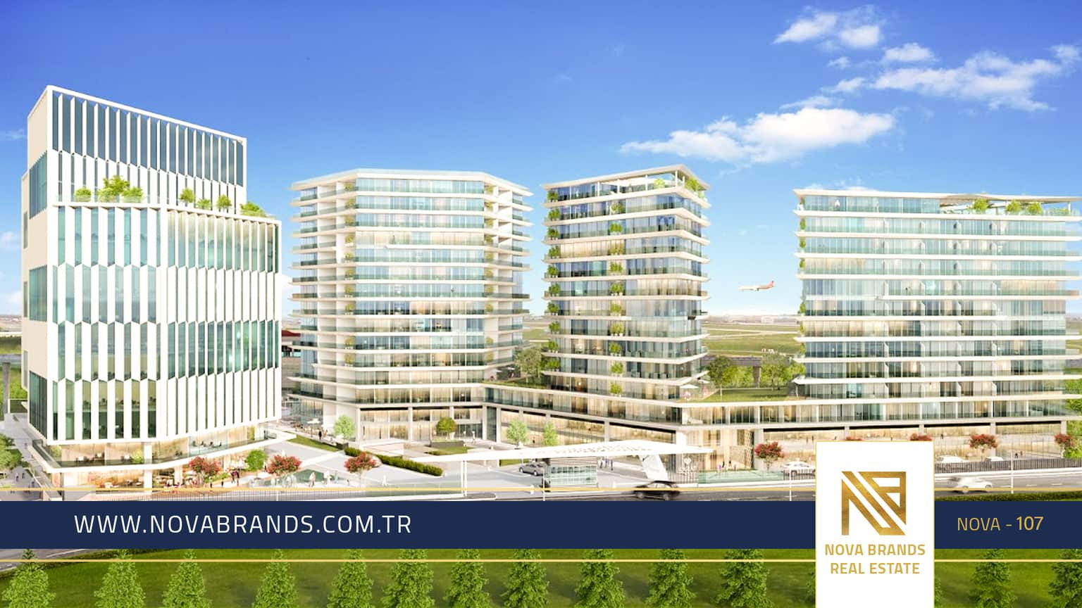 A residential and investment project in Basin Express