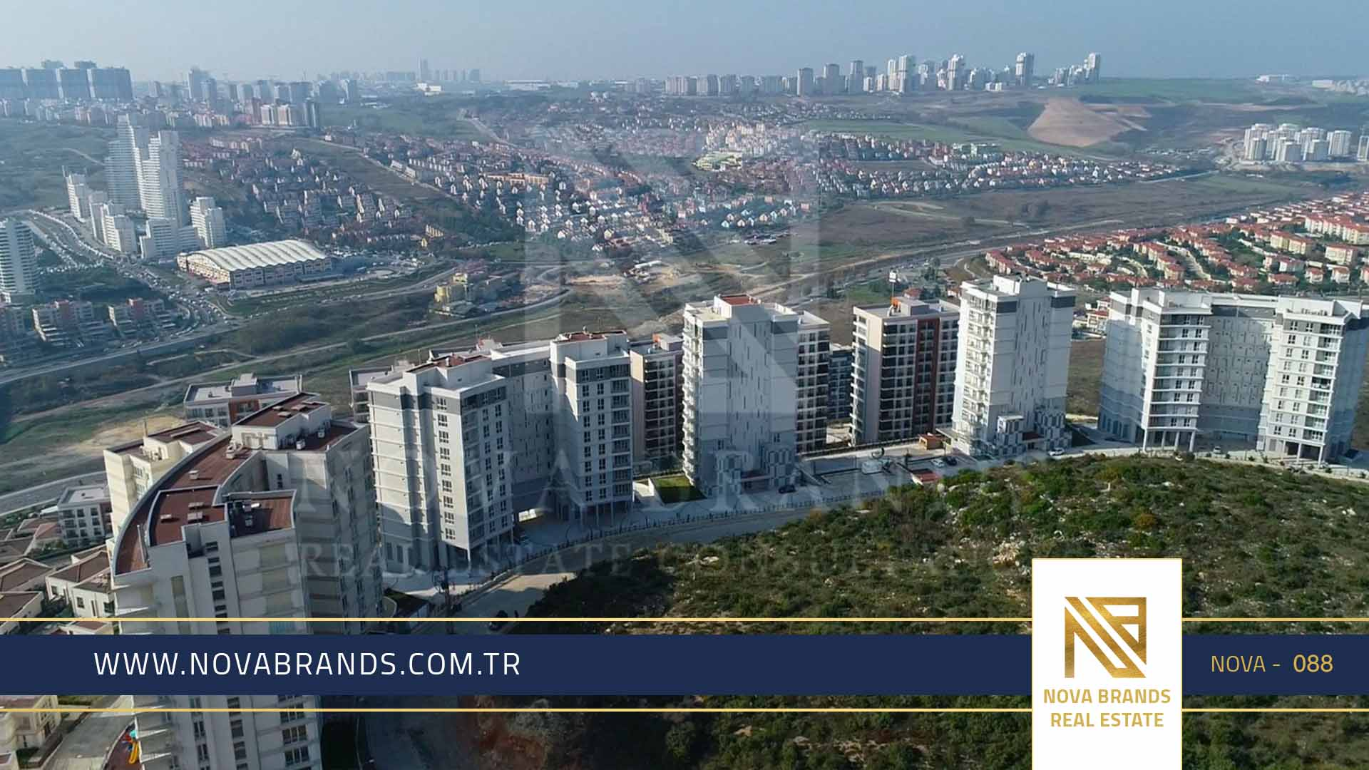 A distinguished real estate project in Basaksehir Istanbul