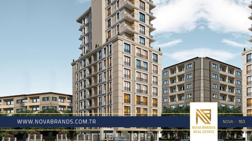 Investment project in Esenyurt Istanbul