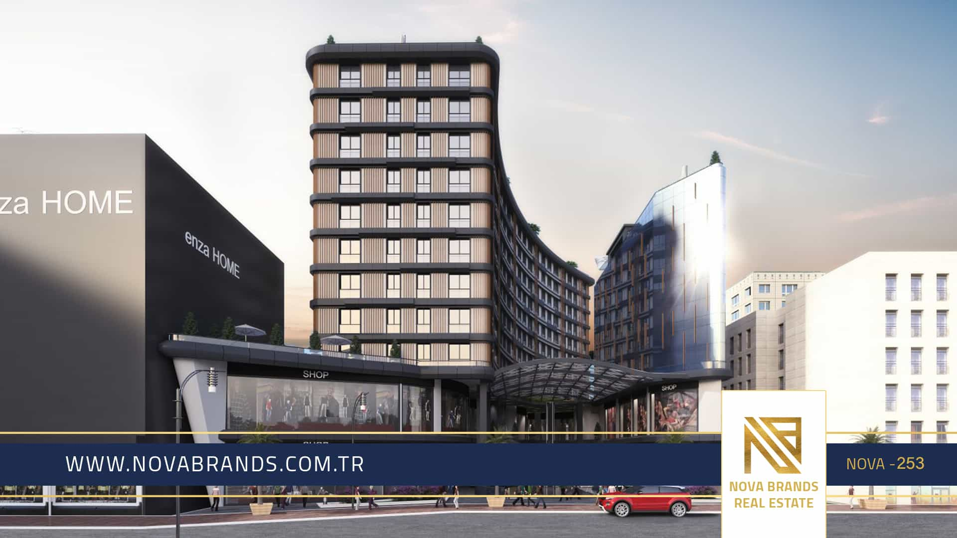 Golden Horn successful investment project
