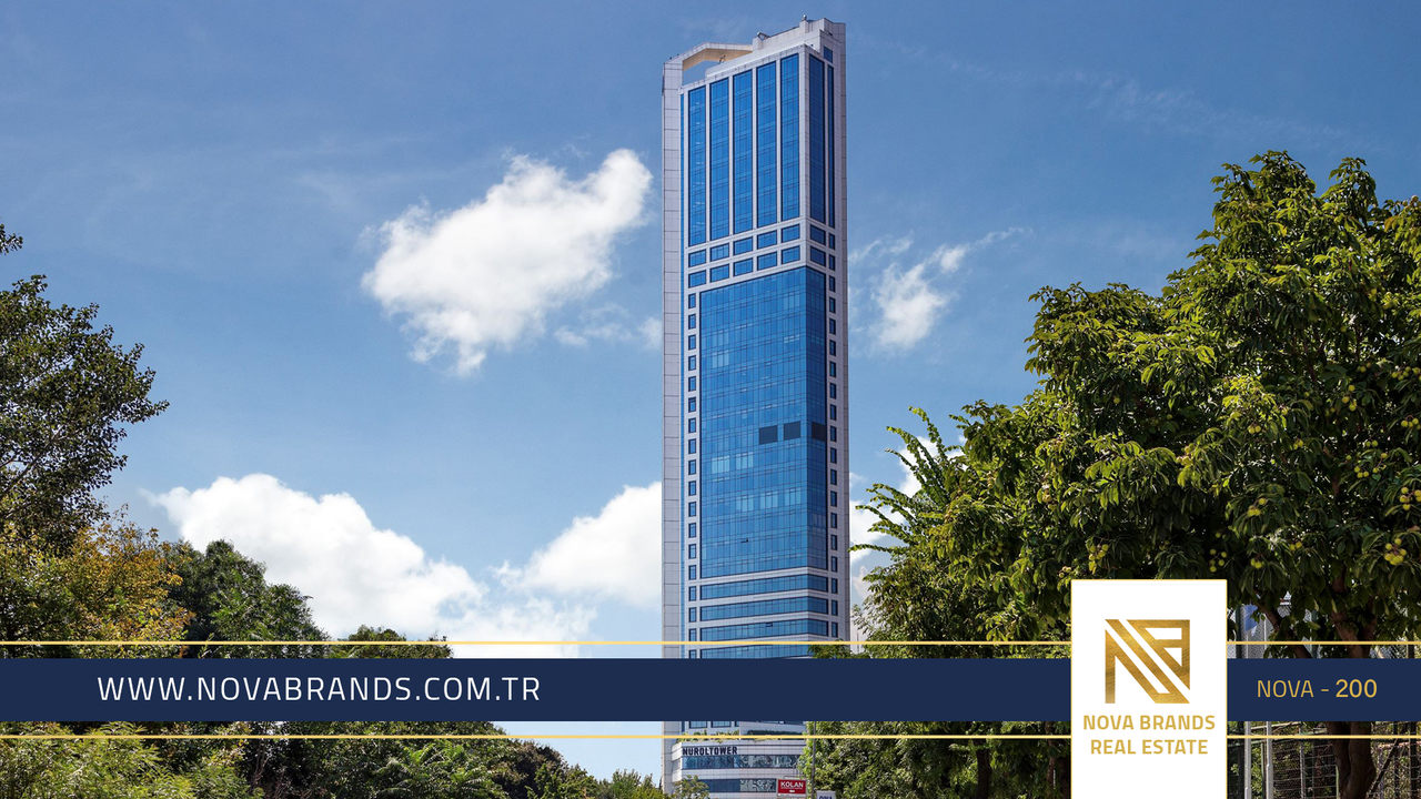 Real estate investment in Istanbul office tower