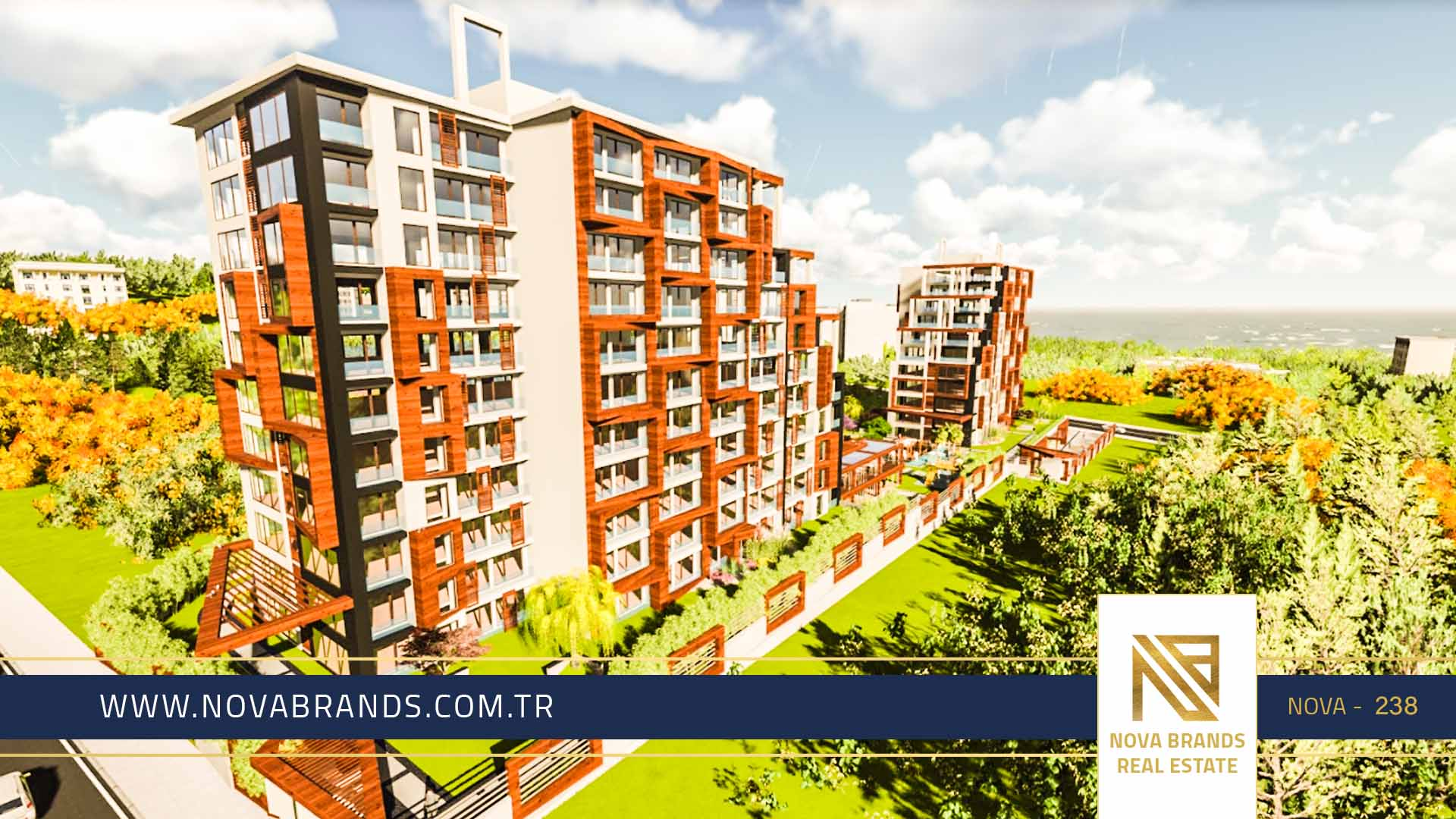 A successful family residence and investment project in Istanbul