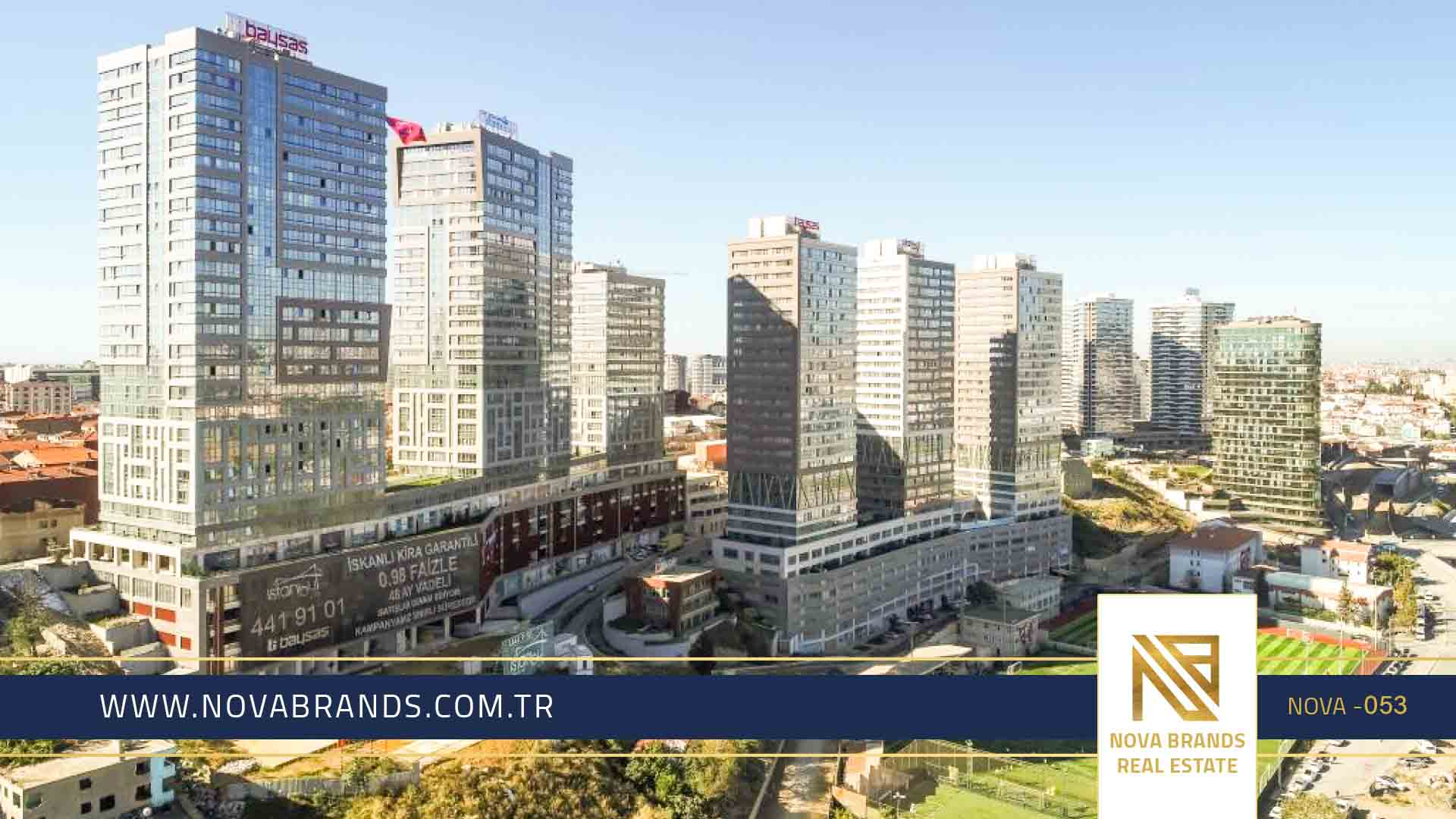 A distinguished real estate project in Kadikoy