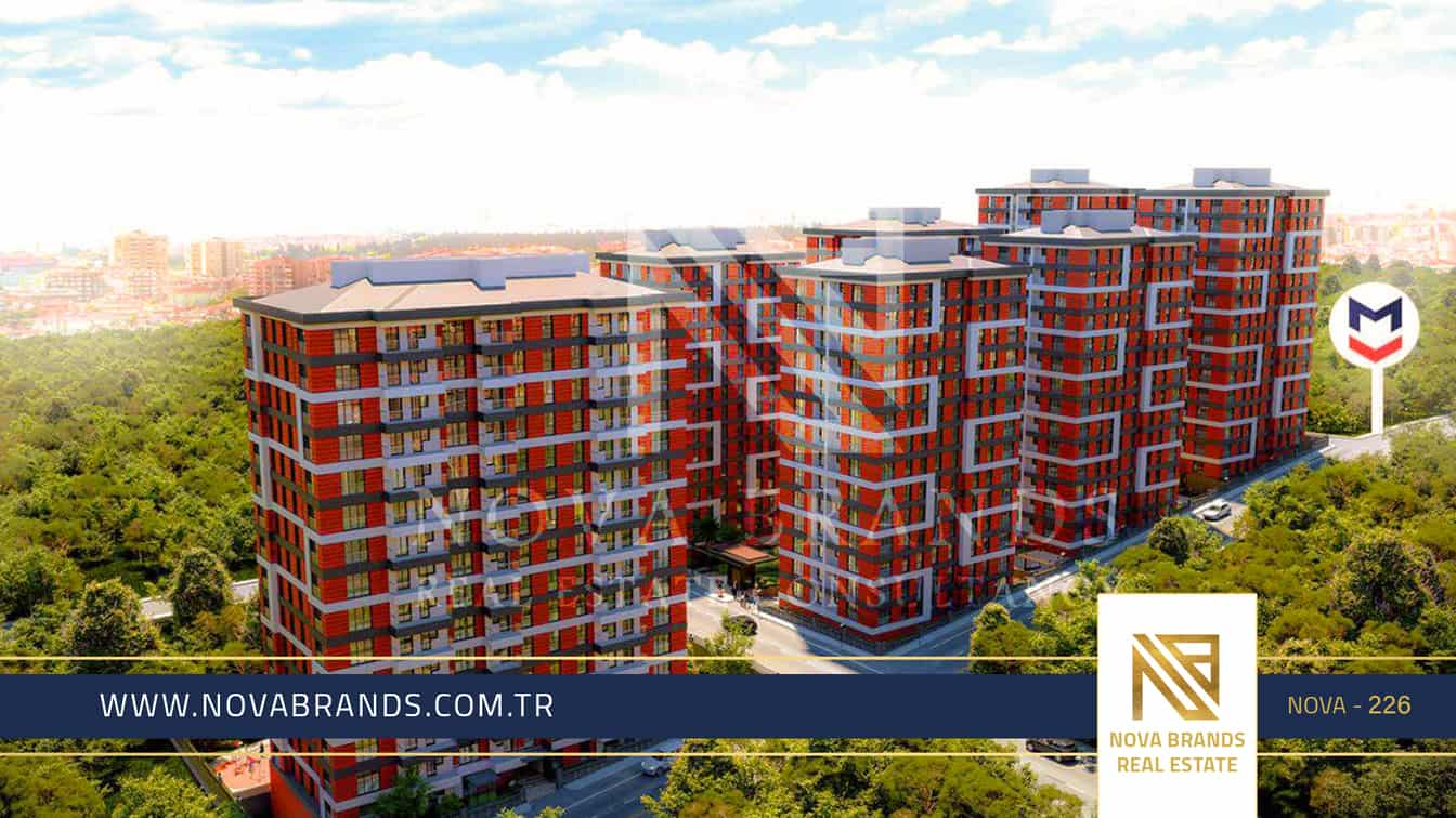 ِA distinguished residential and investment project in Bagcilar