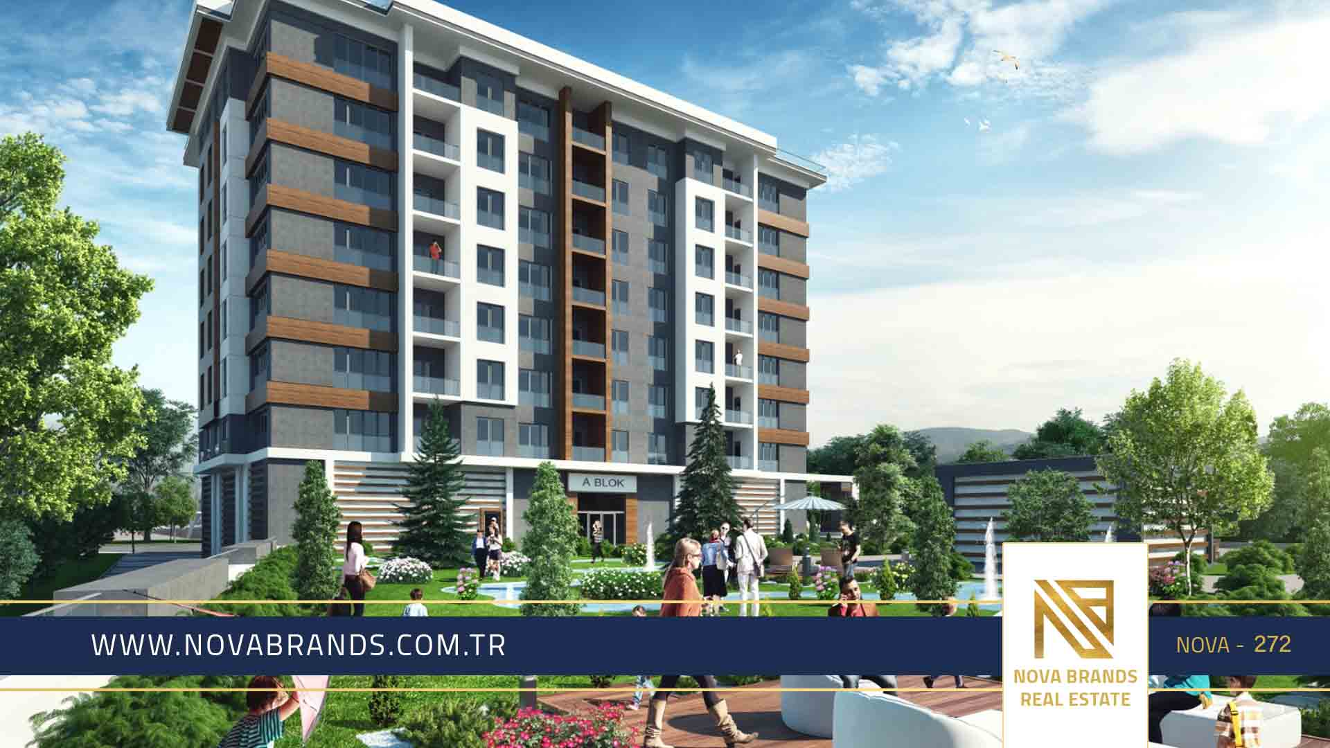 Avcilar Central Investment Project