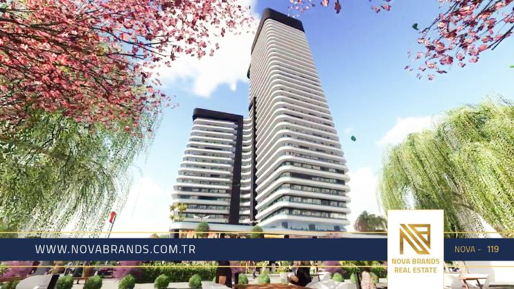 An organized investment project in the most prestigious areas of Esenyurt