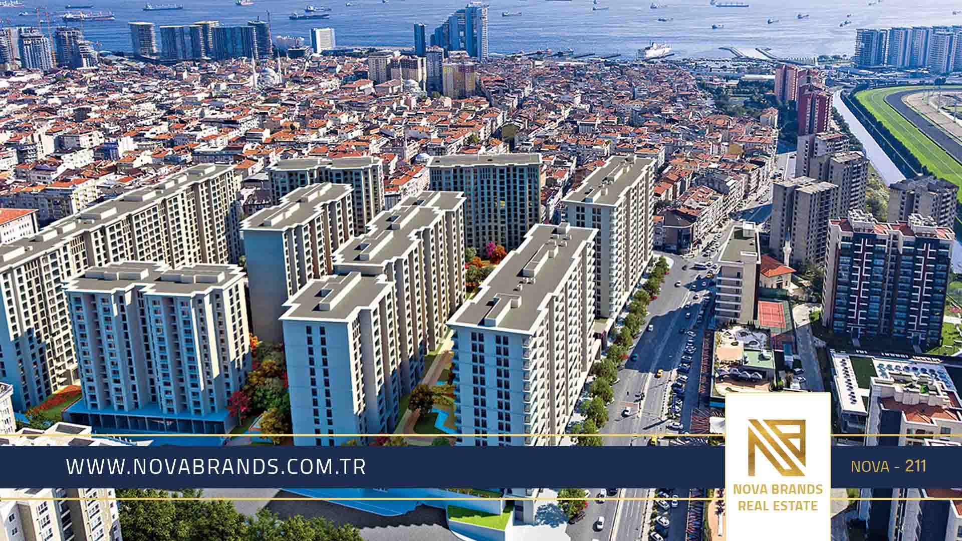 A distinguished family investment project in Zeytinburnu