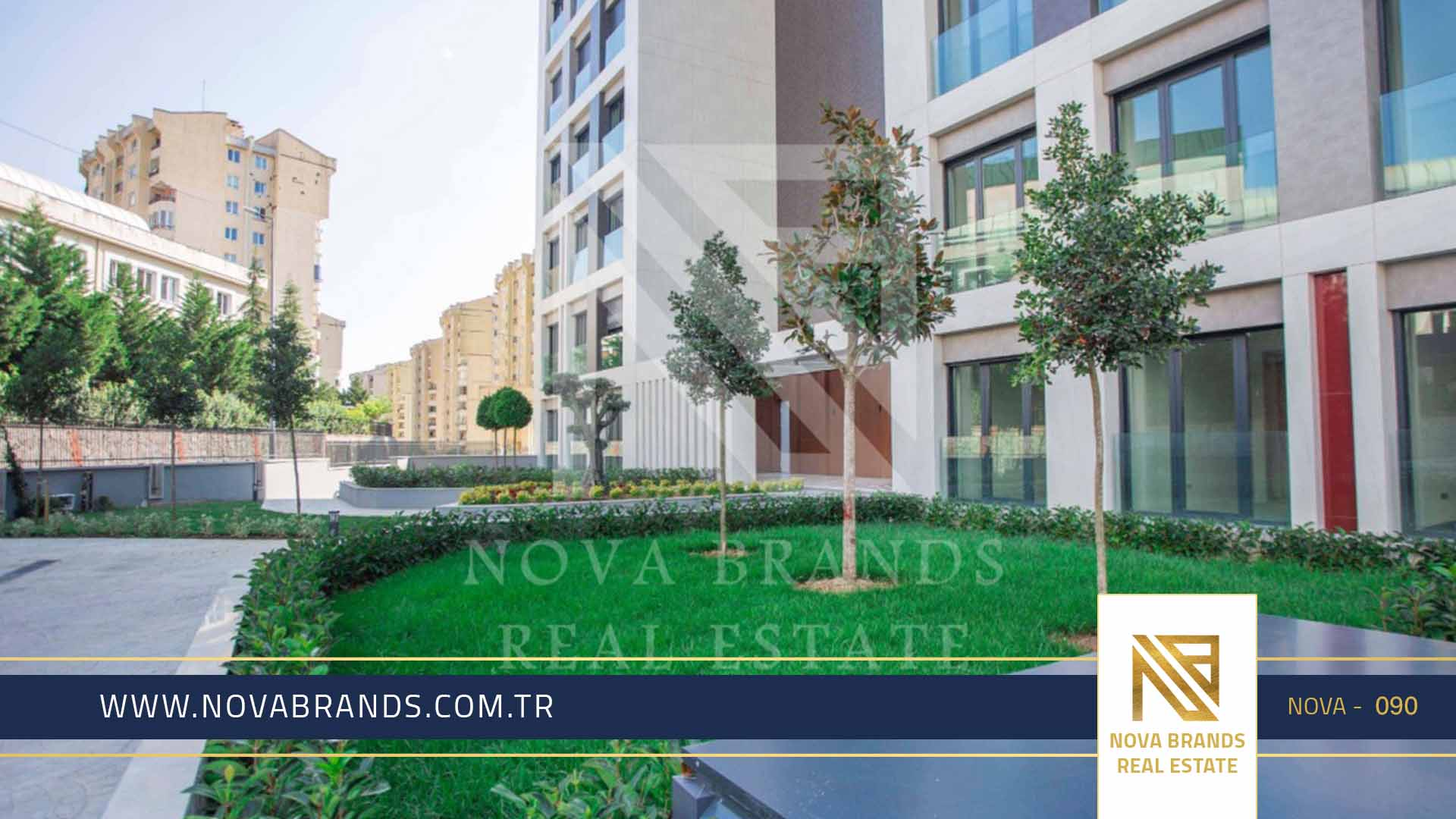 A distinctive, residential and investment project in Basaksehir