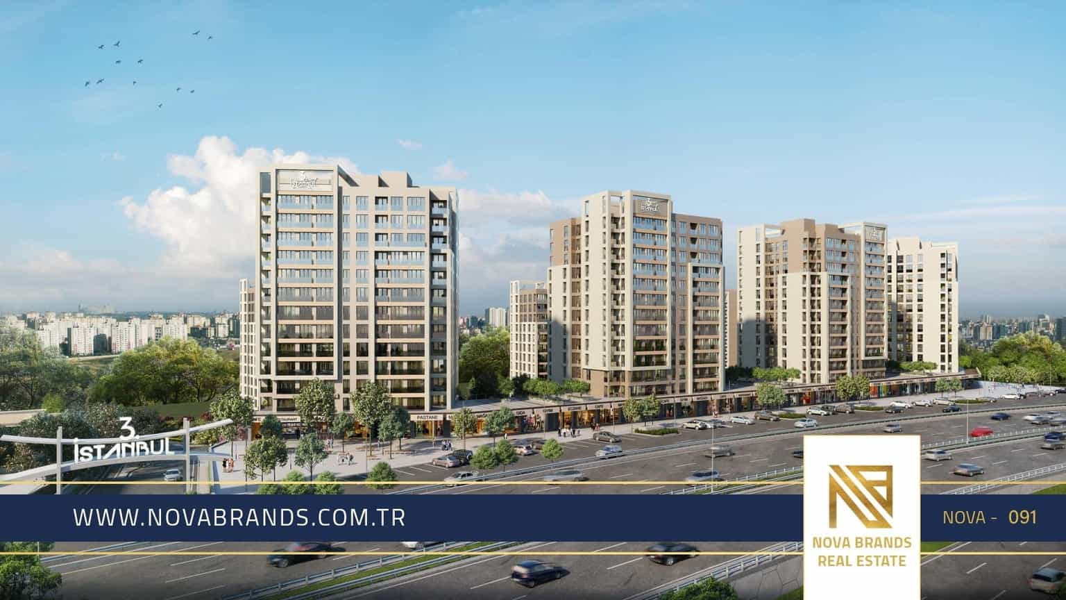An investment project in Basaksehir