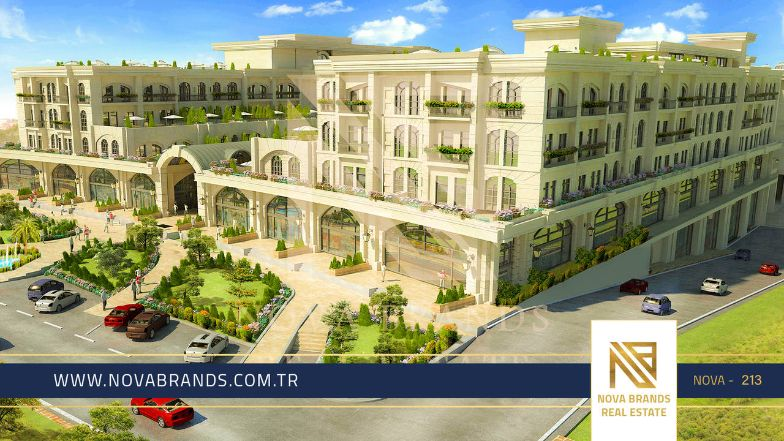 A commercial and investment project in the most prestigious areas of Esenyurt